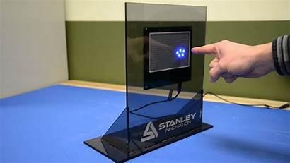 Technology Computer Latest Touchless Interface Technographx