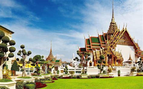 tempat wisata terbaik  thailand  wisata muda