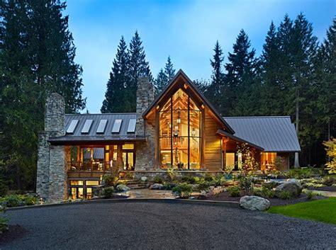 25 Amazing Mountain Houses  Style Motivation