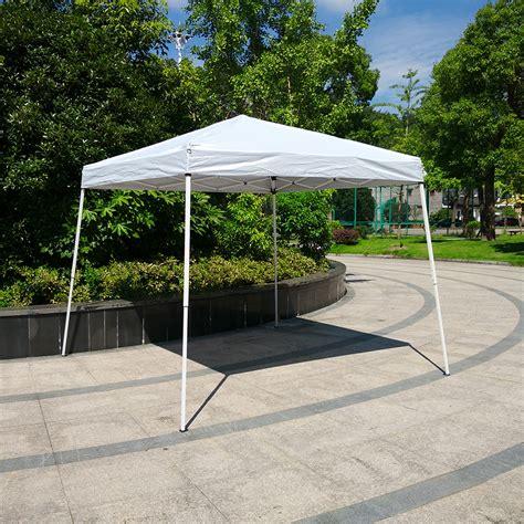 10 x 10 ez pop up wedding patio tent folding gazebo