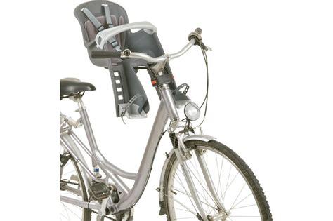 siège bébé vélo avant porte bébé vélo avant le vélo en image