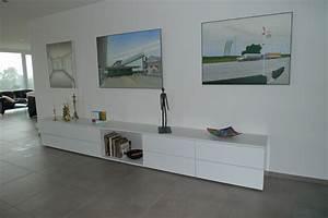 Sideboard Tv Versenkbar : m bel innenausbau schreiner diem ~ Markanthonyermac.com Haus und Dekorationen