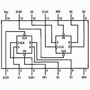 Electronic Not Gate Chip Question