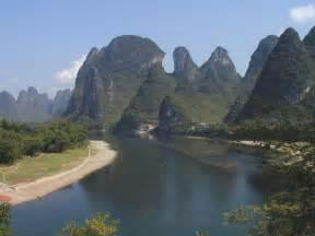 Guilin China Mountains