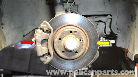 How To Change Front Brake Pads On 2006 Mercedes C230