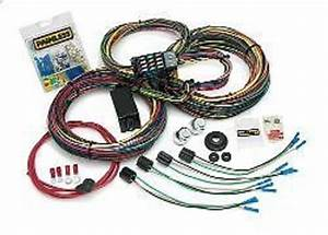 Painless Wiring 14 Circuit Wiring Harness Ford Falcon