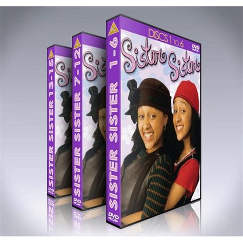 Sister Sister Dvd Box Set Complete Tia And Tamera