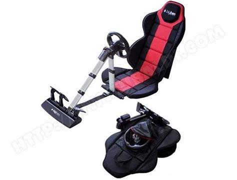 siege pour ps3 volant ps3 bigben racing seat volant sans fil ps3 pas