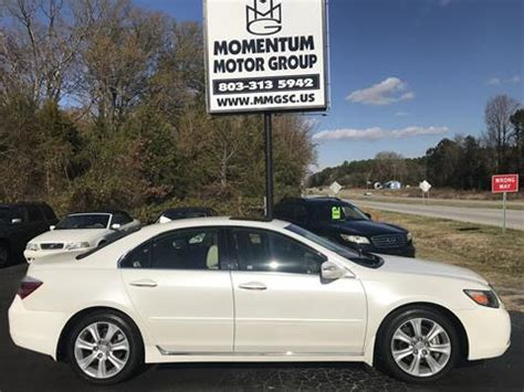 2009 Acura Rl For Sale by Used 2009 Acura Rl For Sale Carsforsale 174