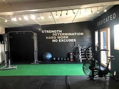Dedicated Facilities Fitness
