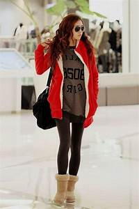 korean winter dresses for teenage girls Naf Dresses