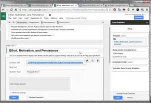 forms   publish   google   form publisher