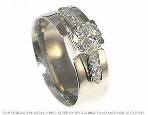platinum and diamond combined wedding and engagement ring With combined wedding and engagement rings
