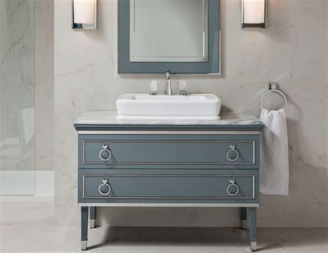 lutetia l17 luxury art deco italian bathroom vanity brown lacquer wood