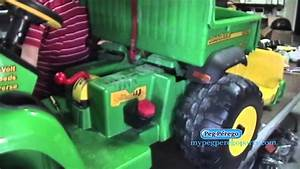 How To Know If Your Peg Perego John Deere Gator Ride On