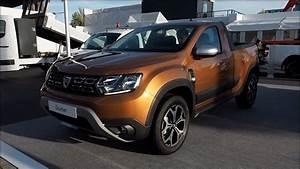 4x4 Renault Pick Up : dacia duster pick up youtube ~ Maxctalentgroup.com Avis de Voitures