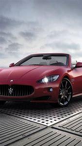 Maserati Sports Car Convertible