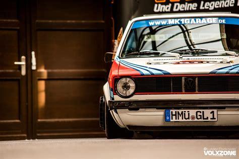Vw Golf Mk1 Garage Werk34 Martini Volxzone