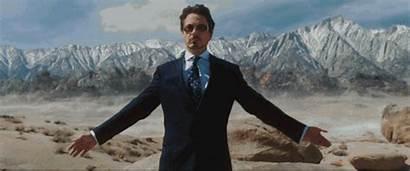 Stark Tony Iron Downey Robert Gifs Jericho