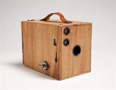 Handmade Box Camera -- This Looks Just Like The Camera I