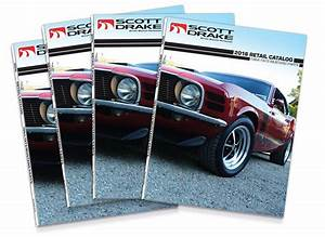 Scott Drake Mustang Parts Catalog 1967 1968 67 68 Eleanor GTA Shelby 289 390 GT | eBay