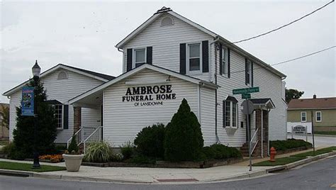 ambrose funeral home and cremation services inc