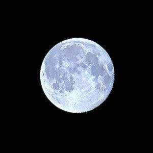 blue moon  july sky archive