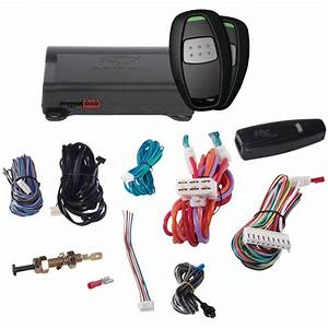 Avital 4113lx Remote Start With Two 1