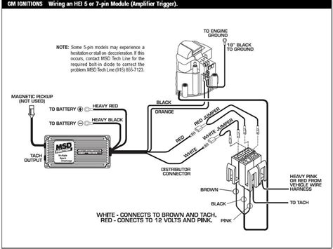 Delco Remy 1101355 Wiring Diagram by Delco Remy Distributor Wiring Diagram Webtor Me