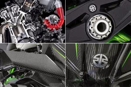 Gambar Motor Kawasaki H2 by Gambar Kawasaki H2 Si Motor Tercepat Koleksi