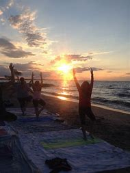 Sunset Beach Yoga