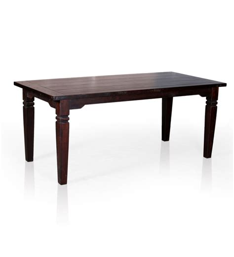 Sheesham Wood Dining Table By Mudramark Online