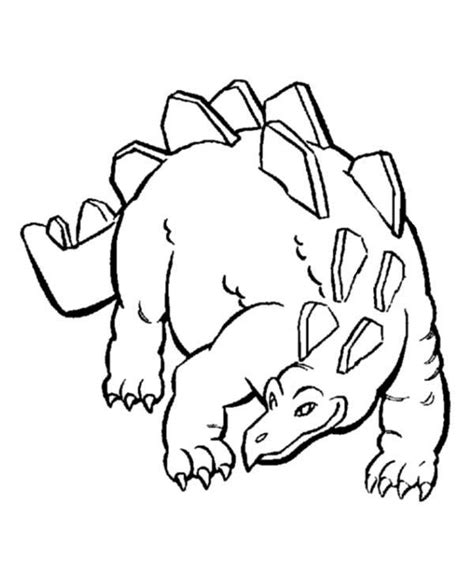 stegosaurus coloring page 18 best images about coloring pages dinosaurs on