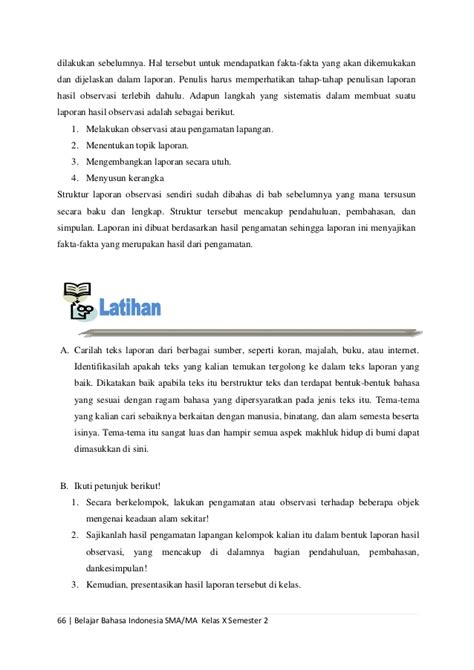 laporan hasil observasi lengkap contoh raffa