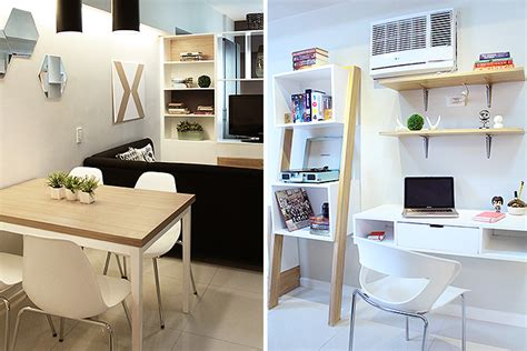 living room color ideas for small spaces small space ideas for a 34sqm condo in makati rl