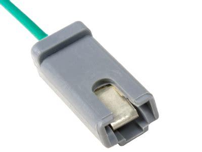 coolant temperature sending unit connector pigtail efi