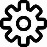 Icon Engine Machine Setting Tool Engin Mechanism