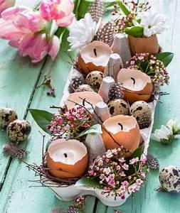 Kerzen Selber Machen Aus Alten Kerzen : bild 2 osterdeko basteln wie aus eierschalen kleine kerzen werden ~ Orissabook.com Haus und Dekorationen