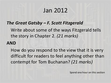 Great Gatsby Quotes Chapter 8 And 9