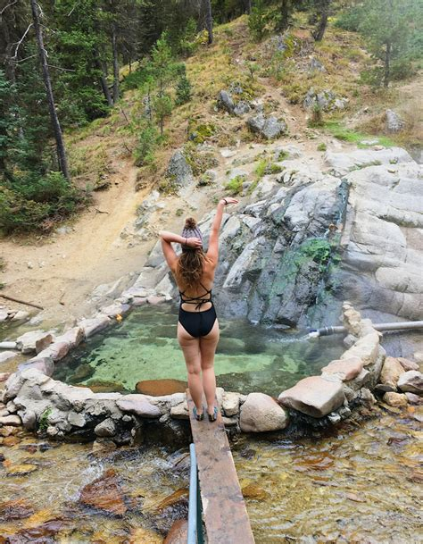 Guide To Idahos Best Natural Hot Springs Reckless Roaming