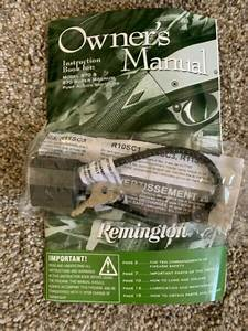 Remington Model 870  U0026 870 Super Magnum Owners Manual For Sale Online