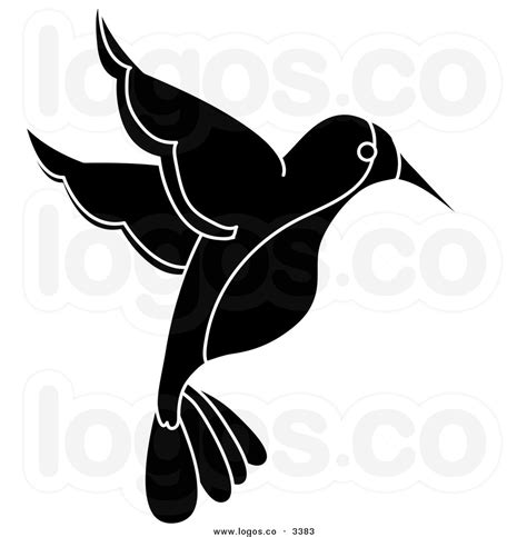 Clipart Bird Black And White | Clipart Panda - Free ...