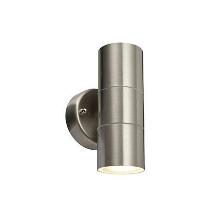 blooma sommus exterior up down wall light departments