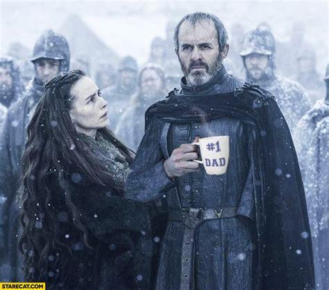 number  dad  dad mug stannis baratheon daughter