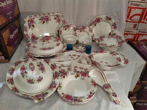 pakistani  pcs dinner set manufacturer  delhi delhi india  singh traders fabricators
