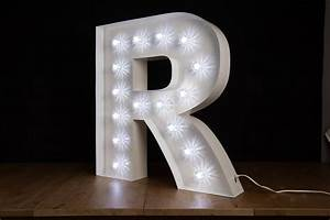 Marquee letter 3 foot rent letters for B marquee letter