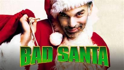 Santa Bad Christmas Movies 2003 Funny Comedy
