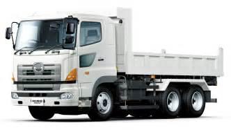 ダンプ:日野自動車、大型・中型トラックに燃費基準達成車の設定を ...
