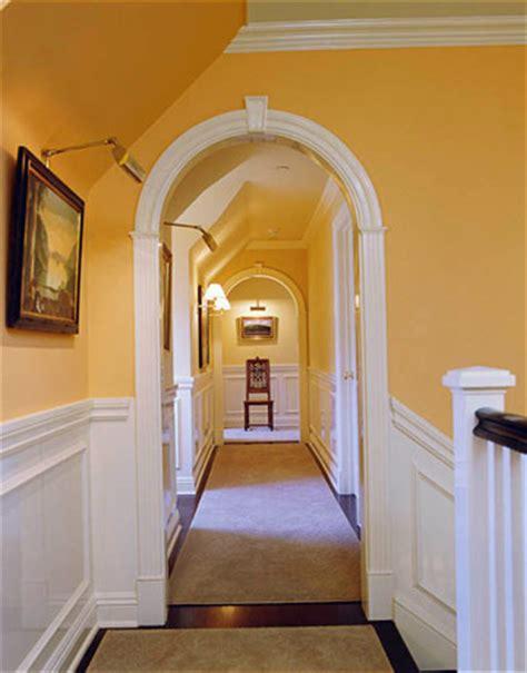 color paint colors hallway