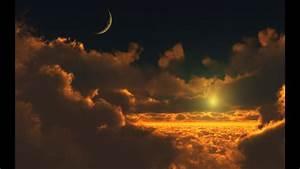Flat Earth Theory  Sun  Moon  U0026 Clouds